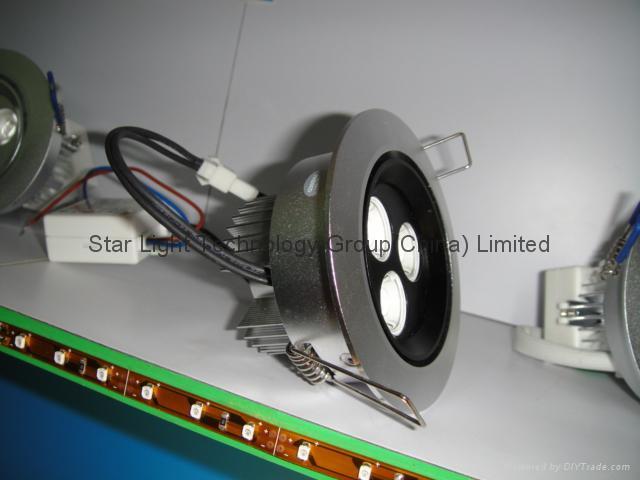 節能筒燈(天花燈) 3