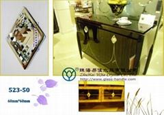 傢具面板水晶裝飾