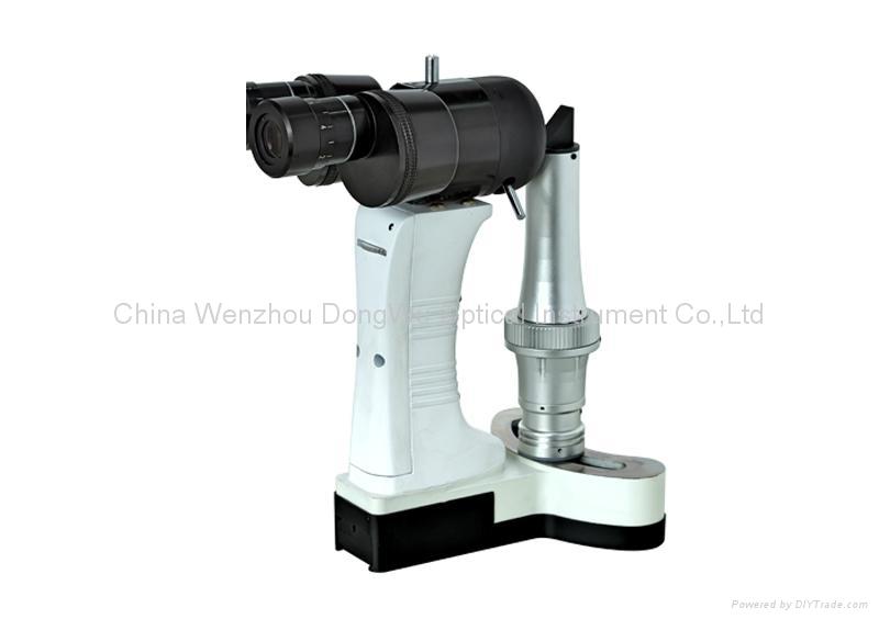 YZ-3 Binocular Handheld Slit lamp 1