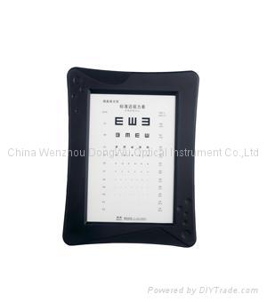 WH0901 LED Nera visual Acuity Chart 1