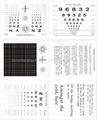 WH0901 LED Nera visual Acuity Chart