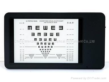 WH0902 LED Nera visual Acuity Chart 1