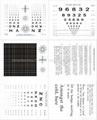 WH1001 LED Nera visual Acuity Chart 2