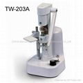 TW-203A/TW-203B/TW-203C Lens Driling