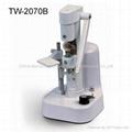 TW-2070A/ B/ C Driling & Notch Cutting Combination