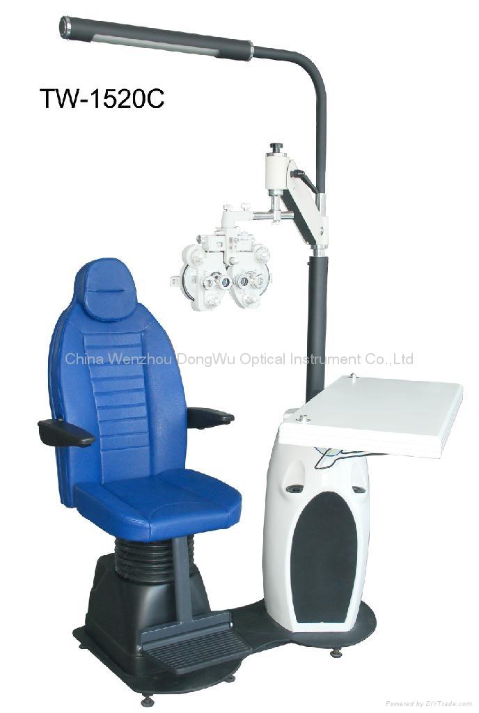 TW-1520/TW-1520A/TW-1520B/TW-1520C Ophthalmic unit 4
