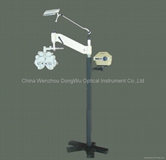 TW-3 Floor stand for phoropter and projector