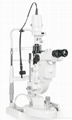 Electric-Focus Digital Slit Lamp