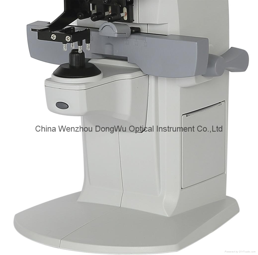 TW-8080A Auto Lensmeter with touch screen 3