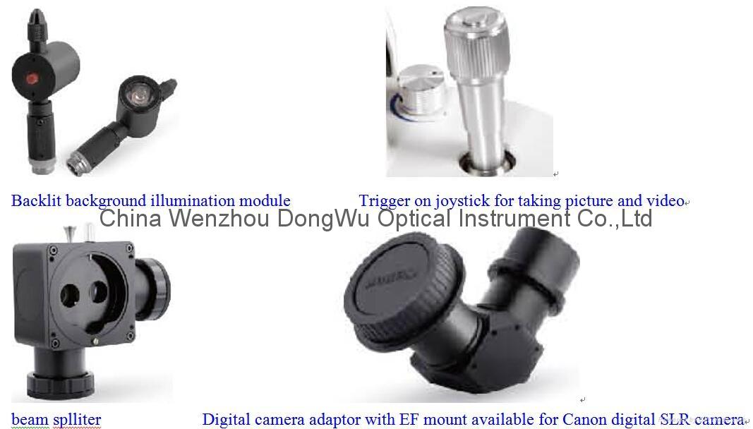 TW-S390H/TW-S390L Motorized Focusing Digital Slit Lamp  4
