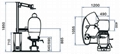 TW-1502 Ophthalmic unit