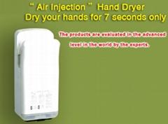 TW-100HW  Hand Dryer