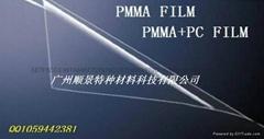 光学级PMMA FILM亚克力薄膜