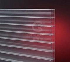 固萊爾多層陽光板