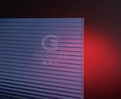 12毫米多層陽光板