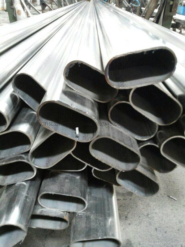 不鏽鋼異形管 1