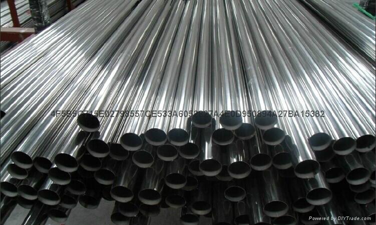 430不鏽鋼管 2