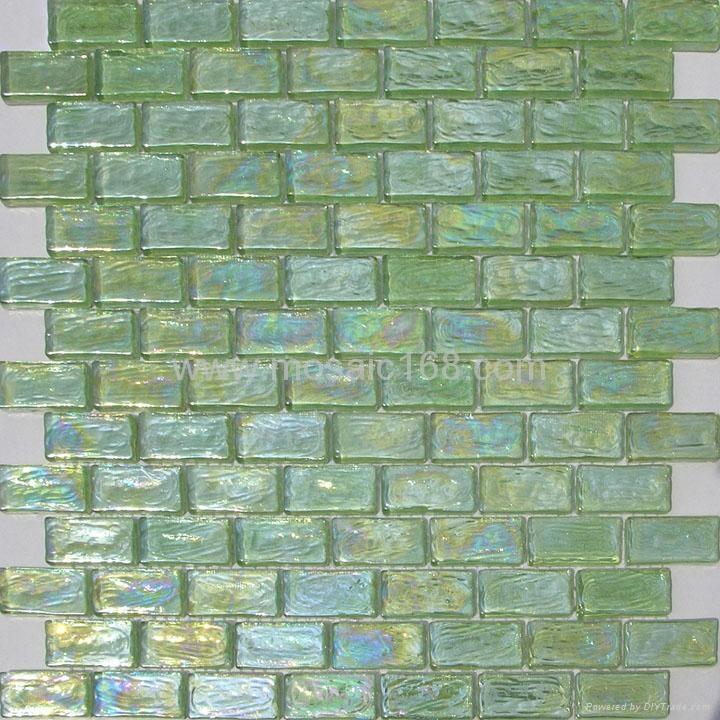 天然泳池玻璃马赛克 2