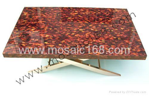 珍珠貝母板桌面 5