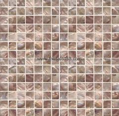 colorful Shell mosaic mop mosaic