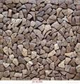 irregular coconut mosaic