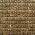 inlay Coconut mosaic