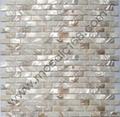 freshwater shell mosaic mop panel