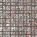 pink color shell mosaic wall tile