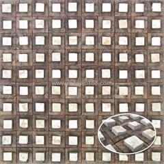 椰壳石材马赛克
