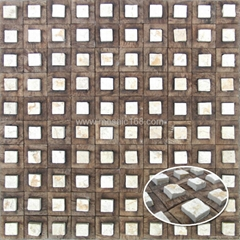 椰殼石材馬賽克