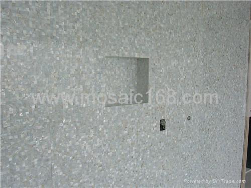 贝壳马赛克墙面装饰板 1