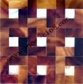 黄蝶贝裂纹拼装饰板 3