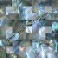 黄蝶贝裂纹拼装饰板 5