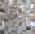 黄蝶贝裂纹拼装饰板 4