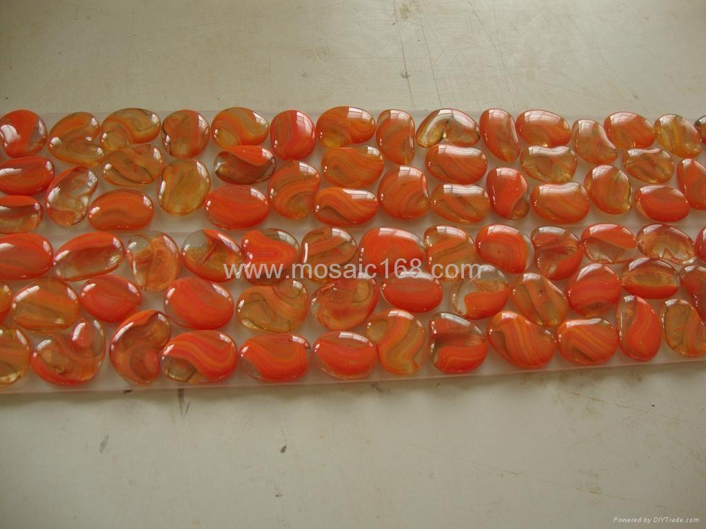 墙面玻璃自由石亚克力基材 1