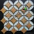 玻璃马赛克陶瓷花砖混拼地板砖 3