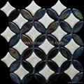 窑变陶瓷马赛克,玻璃马赛克地面