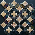 窑变陶瓷马赛克,玻璃马赛克地面砖 3