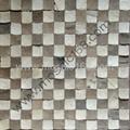 环保椰壳马赛克装饰板