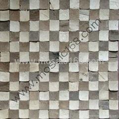 環保椰殼馬賽克裝飾板