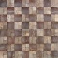 椰壳马赛克,椰壳板饰面板  2
