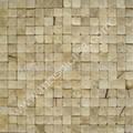 漂白椰壳马赛克装饰板JH-K27 2