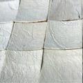 bleach coconut mosaic panels
