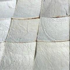 漂白椰壳马赛克装饰板JH-K27