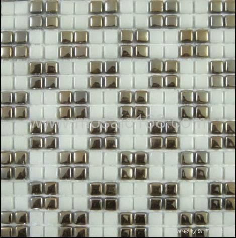 手工拼图玻璃马赛克 2