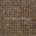 电视背景墙椰壳马赛克 3