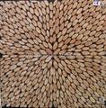 高低不平树枝板 3D墙板