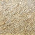 白色椰壳马赛克装饰板 3