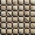 椰壳马赛克,椰壳板饰面板  3