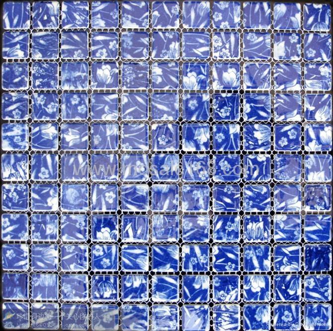 Ceramic Mosaic Chinese Style Qhc 01 Gimare China
